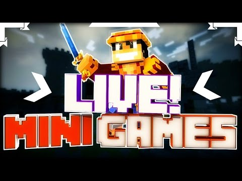 Minecraft Mineplex MPS Mini-games Chillout session  + Murder