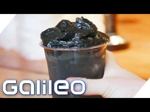 Der Schwärzeste Kaffee Der Welt! Die Neuen Trendgetränke Aus Den USA | Galileo | ProSieben