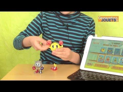Figurines Pac-Man Bandai