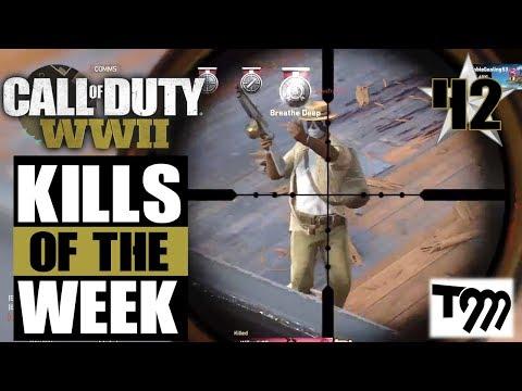 Call of Duty WW2 - Top 10 Kills of the Week #42 (COD Top Plays) thumbnail