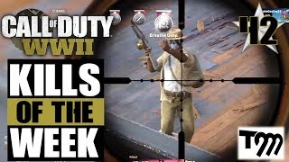 Call of Duty WW2 - Top 10 Kills of the Week #42 (COD Top Plays)