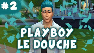 Playboy Le Douche - WooHoo For Everyone! (Sims 4)