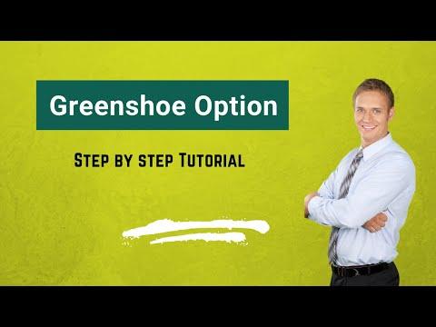 Greenshoe Option (Definition, Process) | How does Greenshoe Option Work?