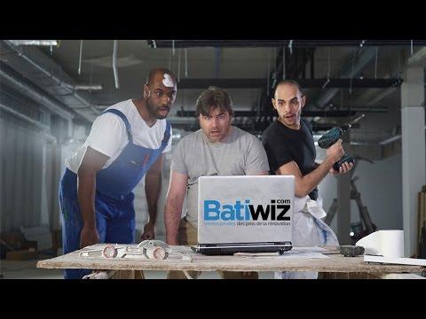 Vidéo Pub BATIWIZZ (TF1-2016)