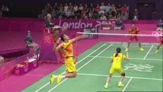 China v China - Badminton Mixed Doubles Final | London 2012 Olympics