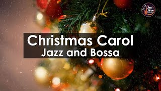 CHRISTMAS JAZZ Instrumental 2020 - Background Christmas Snow - Chill Out Music for Merry Christmas