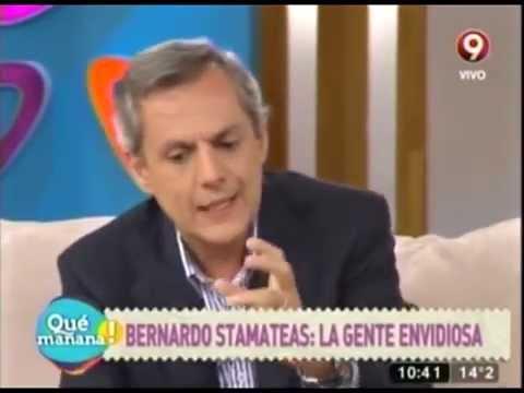 LA GENTE ENVIDIOSA - En el programa Qué Mañana! por Canal 9 [ 25/06/2015 ]