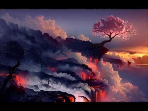 sakuraburst - cherry blossoms explode across the dying horizon