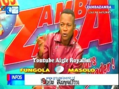 Olivier dans Zamba Zamba du 28/01/2015