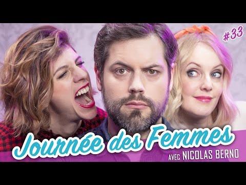 Journée des Femmes (feat. NICOLAS BERNO) - Parlons peu...