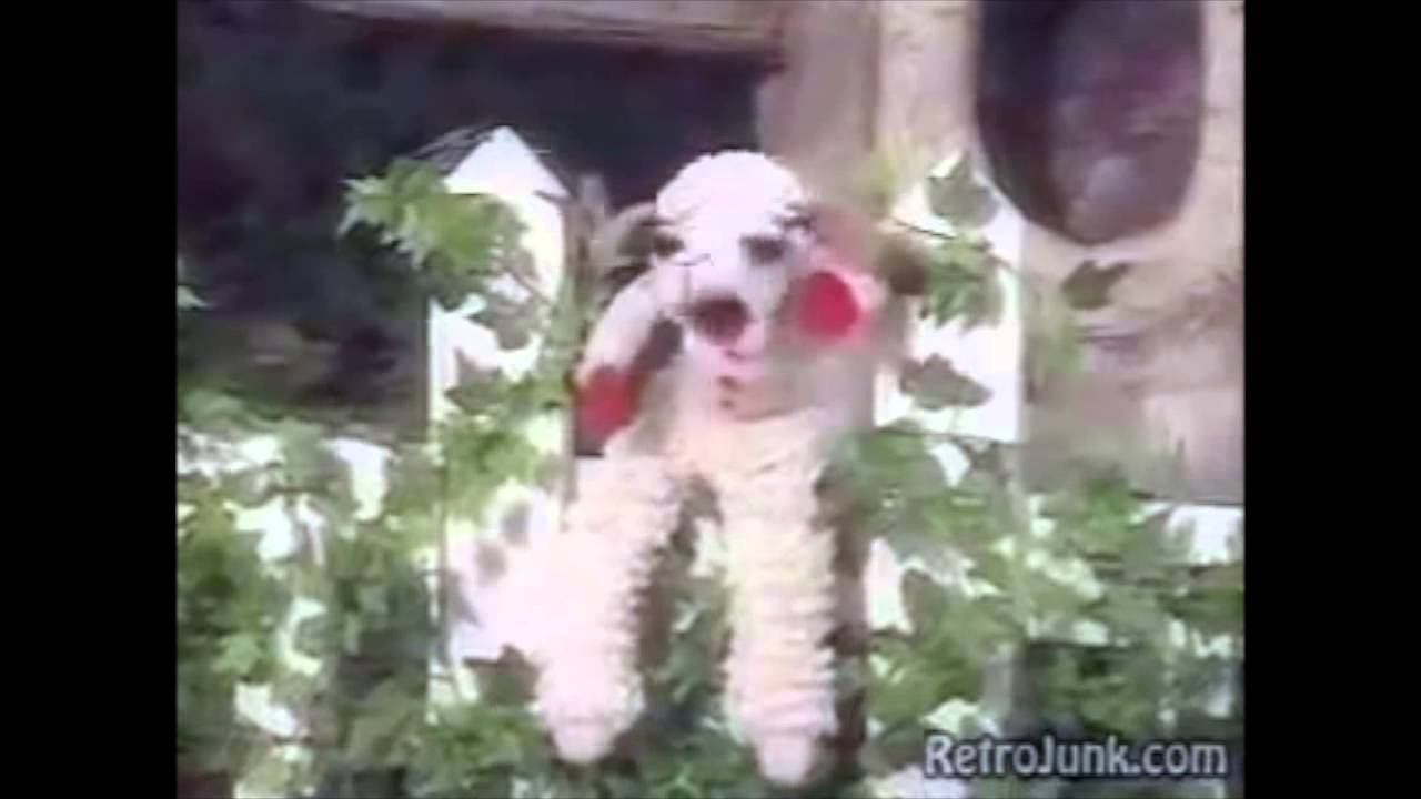 v true puppet stories lamb chop youtube