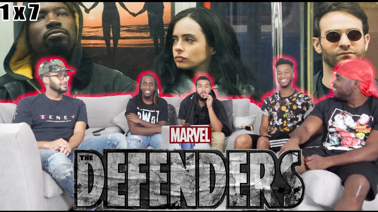 """Download The Defenders  1 x 7 """"Fish in the Jailhouse"""" Reaction/Review"""