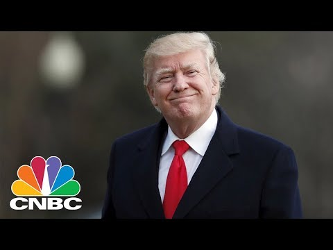 President Donald Trump Holds Joint Presser With Swedish Prime Minister Stefan Lofven | CNBC