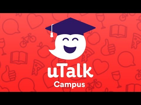 UTalk Campus - A Quick Intro