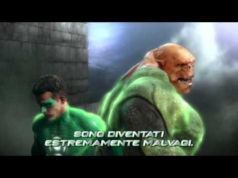Trailer Lanterna Verde L'ascesa dei manunther – Trailer per la Recensione