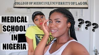 Naija Vlog #8| MEDICAL SCHOOL IN NIGERIA?