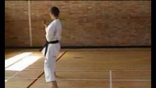 Heian Nidan Shotokan Kata