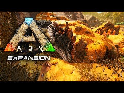 ARK Scorched Earth EP6 - Inicio da Base e Thorny Dragons!