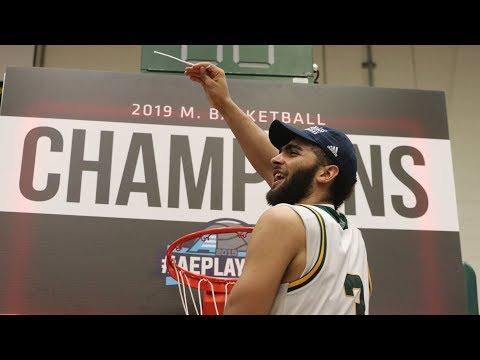Men's Basketball:  America East Championship - (1) Vermont Vs. (3) UMBC