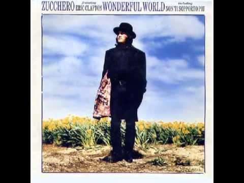 Zucchero - A Wonderful World mp3 indir