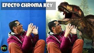 Como Hacer Videos con Efectos Chroma key Con Tu Telefono