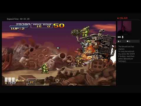 Metal Slug XX : Relaxing Tonight Playing Games |