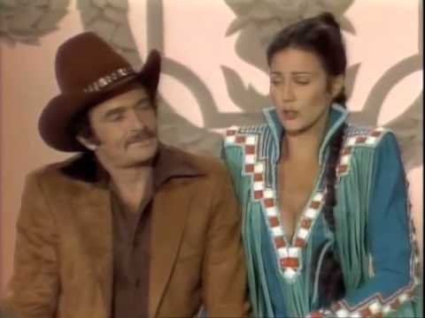Lynda Carter and Merle Haggard Sing Duet