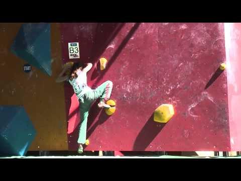 Rock Master 2014 - Boulder Women