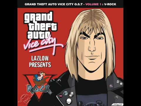 GTA Vice City  VRock Quiet Riot  Cum On Feel The Noize