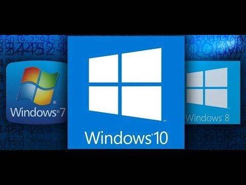 Рекомендуемые активаторы 2018 для Windows 7 8 10