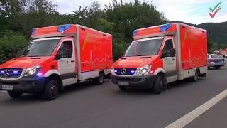 Schwerer Unfall in Hagen – Fahrerin gerät in Gegenverkehr auf B54 – mehrere Schwerverletzte