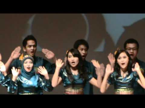 Sik sik sibatumanikam (Batak) by PCMS Youth Choir