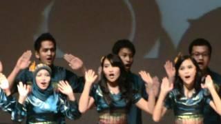 Sik sik sibatumanikam (Batak) by PCMS Youth Choir