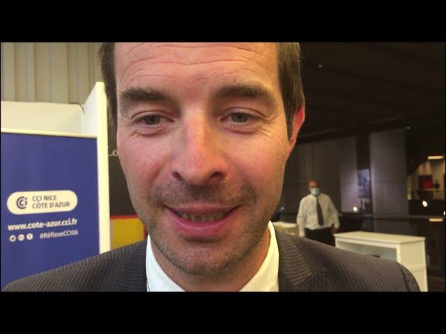 Marc Lafosse, Président du Comité R&D Stratégique de Filière des industriels de la mer