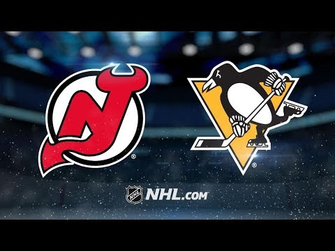 New Jersey Devils vs Pittsburgh Penguins | Nov.5, 2018 | Game Highlights | NHL 2018/19 | Обзор Матча