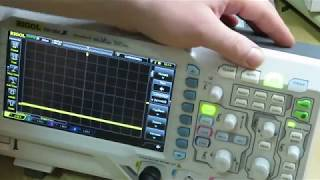 Приобрел себе осциллограф Rigol DS1054z Распаковка и Обзор