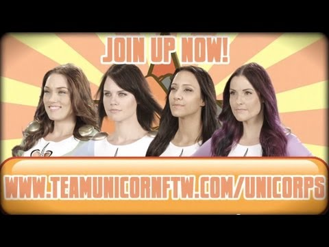 The UniCorps Wants YOU!