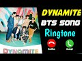 Dynamite BTS Song Ringtone| BTS Songs Best Ringtone| Download Dynamite Ringtone