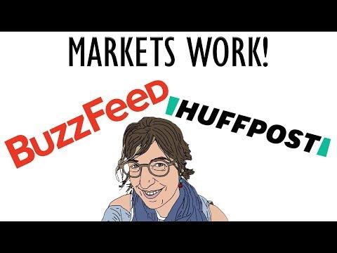 Markets Work! Huffington Post Opinion Edition
