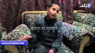 بالفيديو.. الطفل المعجزة يتلو ما تيسر من القرآن بقراءة «الكسائي».. ويذكر السورة وأرقام الآيات