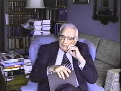 ALI Audiovisual History - Herbert Wechsler (Part 1)