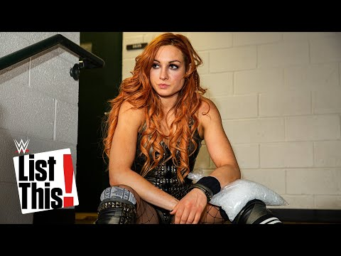30 Facts You Need To Know About Becky Lynch: WWE List This!