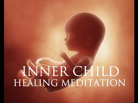 Inner Child Healing Meditation ➤ Self Love Affirmations | Spiritual & Emotional Healing | 528 Hz