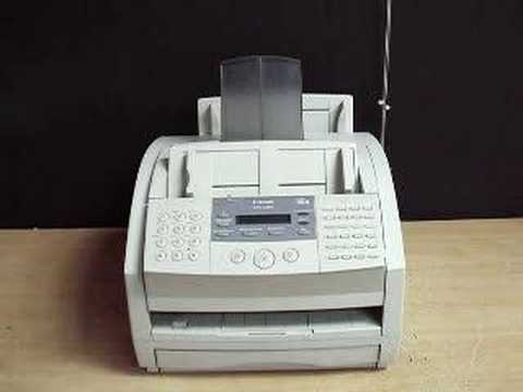 canon l350 fax machine youtube rh youtube com canon fax machine manual h12425 canon h12228 fax machine manual