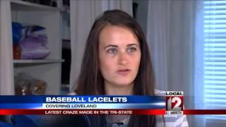 Latest baseball fashion craze originated, made locally