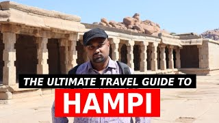 The Ultimate Travel Guide to Hampi, India