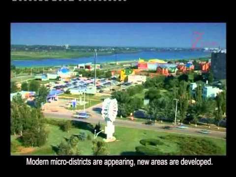 Volgodonsk.My City. English subtitle (USA)