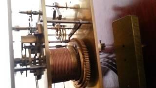 Small Antique Domestic Regulator Longcase Clock. Dent, London