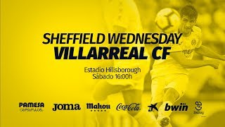 Sheffield Wednesday vs Villarreal CF
