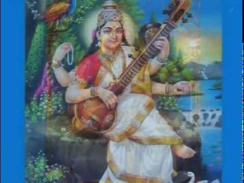 Ya kundendu   Saraswati Sloka x264
